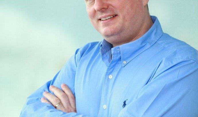 Novým generálním ředitelem společnosti Pivovary Staropramen se počátkem dubna stane Petr Kovařík (na snímku z 27. března 2015).