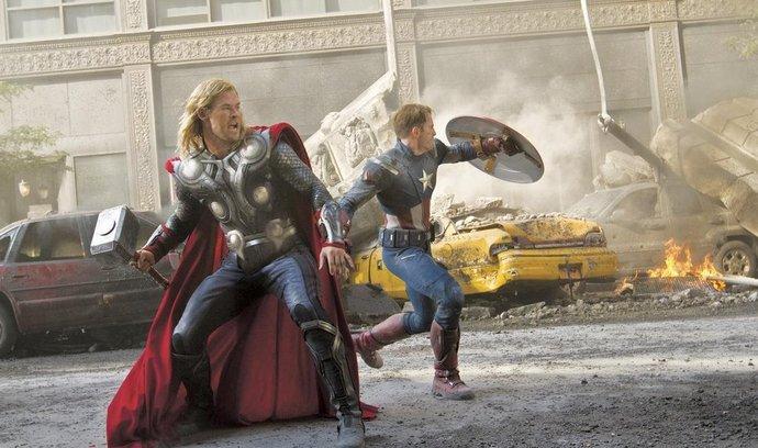 Avengers je jedním z mála filmů natočených podle dosud fungujícího receptu, který v amerických kinech uspěl