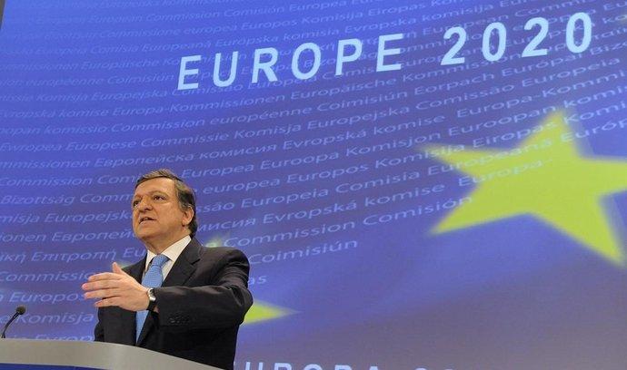 Evropa 2020, Barroso
