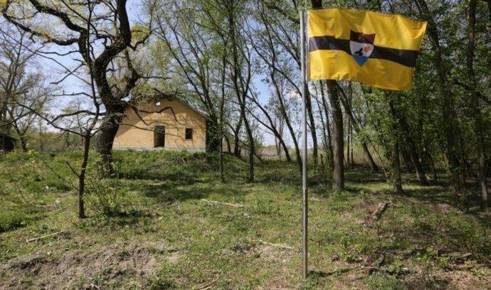 Liberland a jeho vlajka