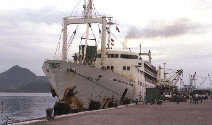 Trajekt Doňa Paz (foto: Lindsay Bridge, Wikimedia Commons)