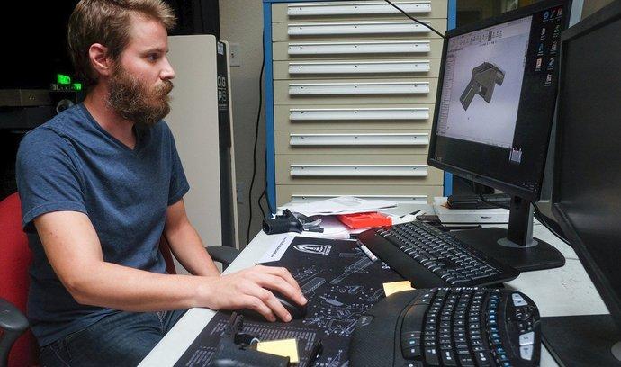 3D tisk zbraní