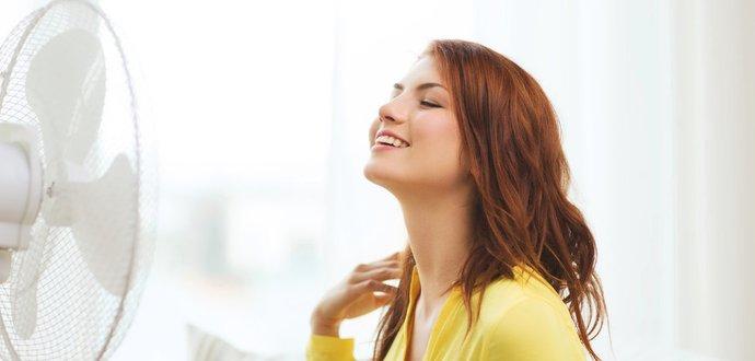 Ako ochladiť byt alebo vyhrajte boj s teplom