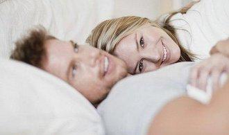 8 témat, o kterých se v posteli nikdy nemluví