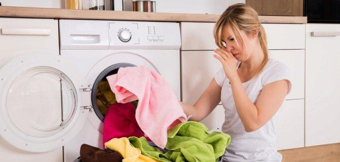 4 tipy, jak zbavíte pračku zápachu