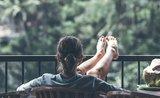 Klid a pohoda: proměňte balkón v ideální místo k letnímu povalování
