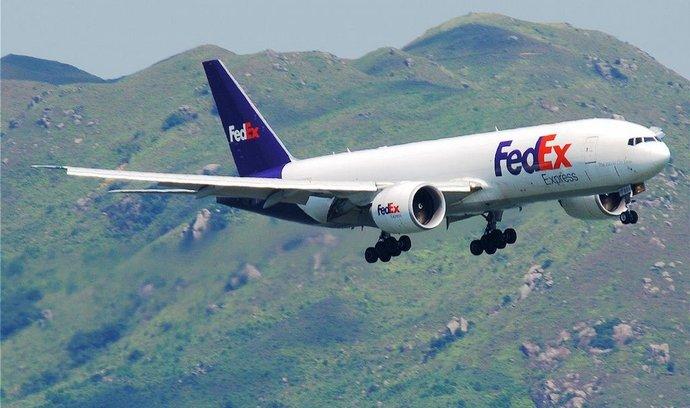 FedEx Boeing 777-FS2