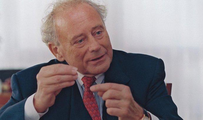 """Král šroubku"" Reinhold Würth"