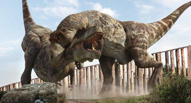 Kam se vydat na lov dinosaurů