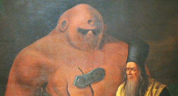Existoval pražský Golem?