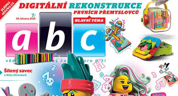 LEGO VIDIYO a tradiční řemeslo v časopisu ABC