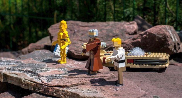 Legoland: ABC na návštěvě Lego ráje
