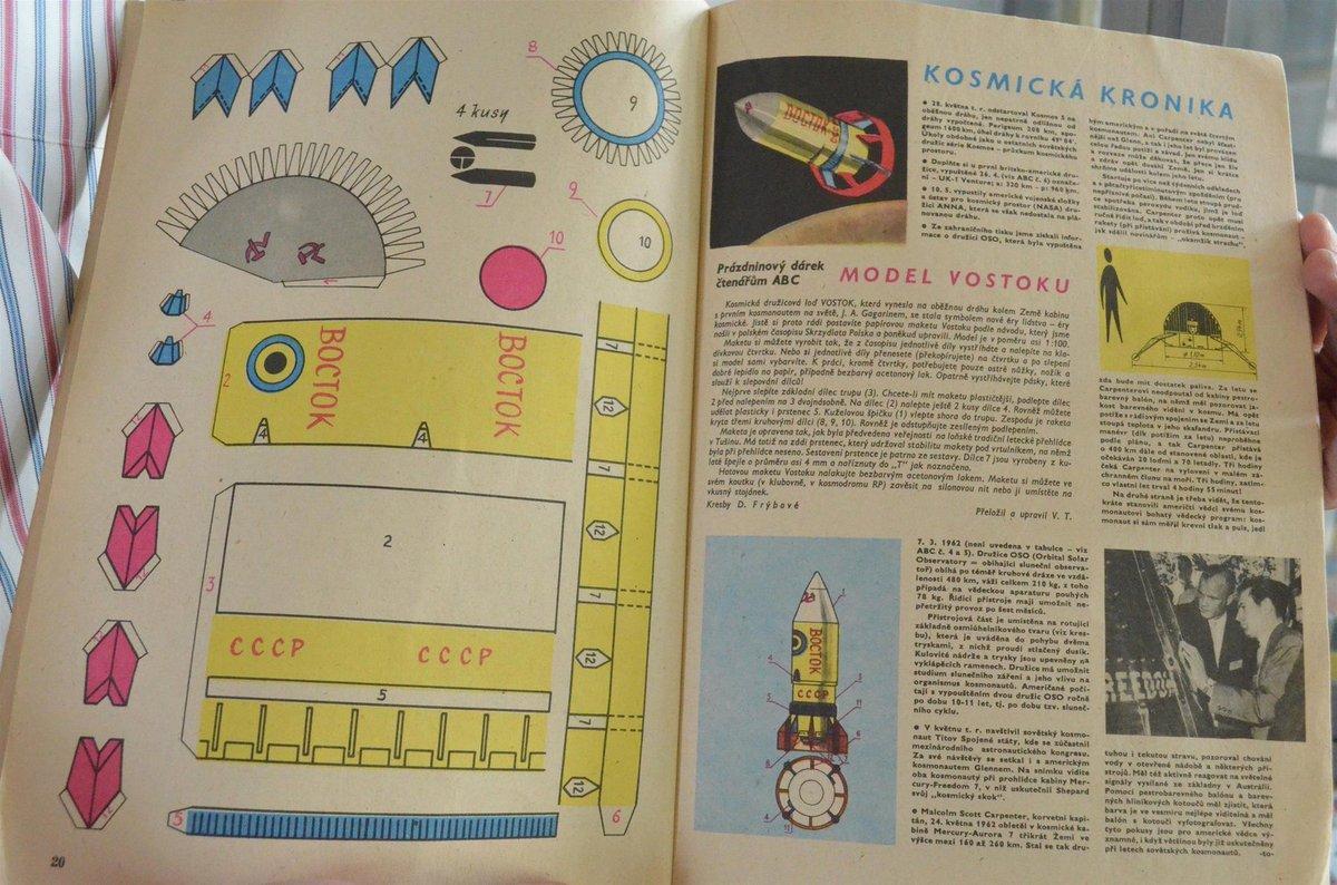 Vostok 1 je kosmická družicová loď, která z Bajkonuru odstartovala s prvním kosmonautem světa J. A. Gagarinem 12. dubna 1961 a obletěla Zemi za 108 minut?