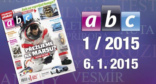 ABC 01/2015: První letošní abíčko se představuje!