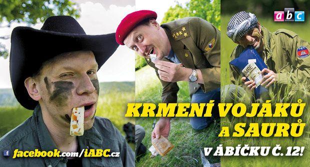 Co je v ABC 12: Jurský svět