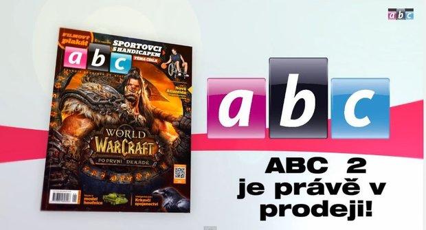 Právě v prodeji! ABC č. 2 se představuje, přichází s Warcraftem