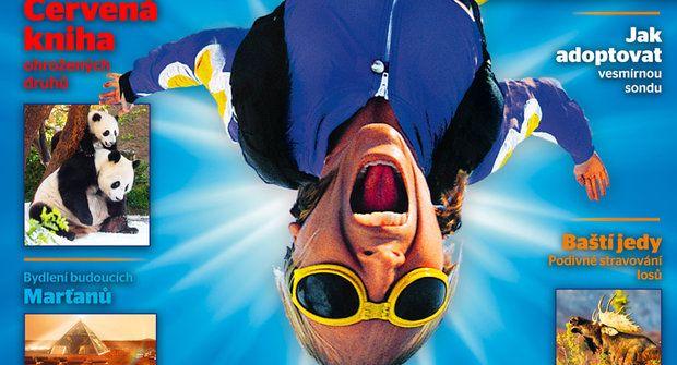 Co bude v ABC č. 21: Superman ze skydive areny + DÁREK