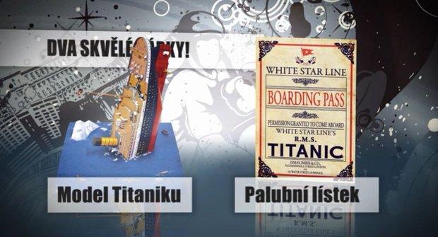 Vychází nové ábíčko, Titanic je 100 let u dna