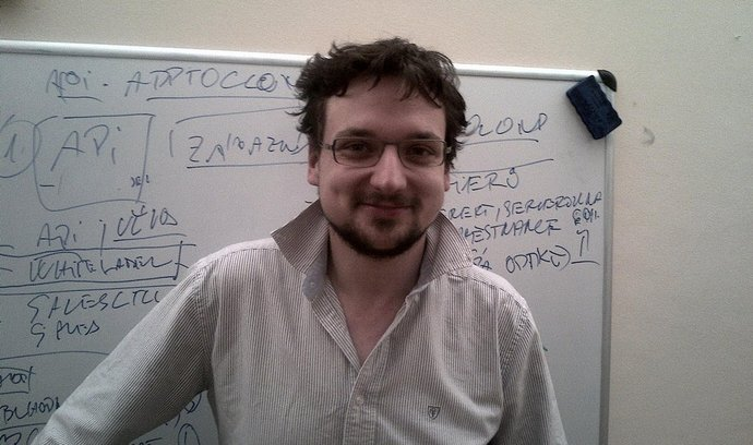 Adam Paclt, CEO AppToCloud, IceWarp