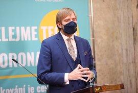 Nový recept vlády v boji proti pandemii má zvučný název