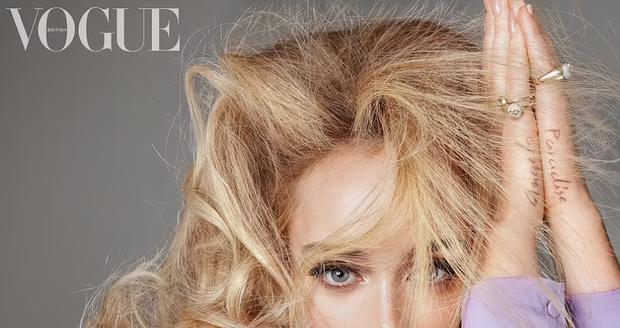 Překrásná Adele ve Vogue
