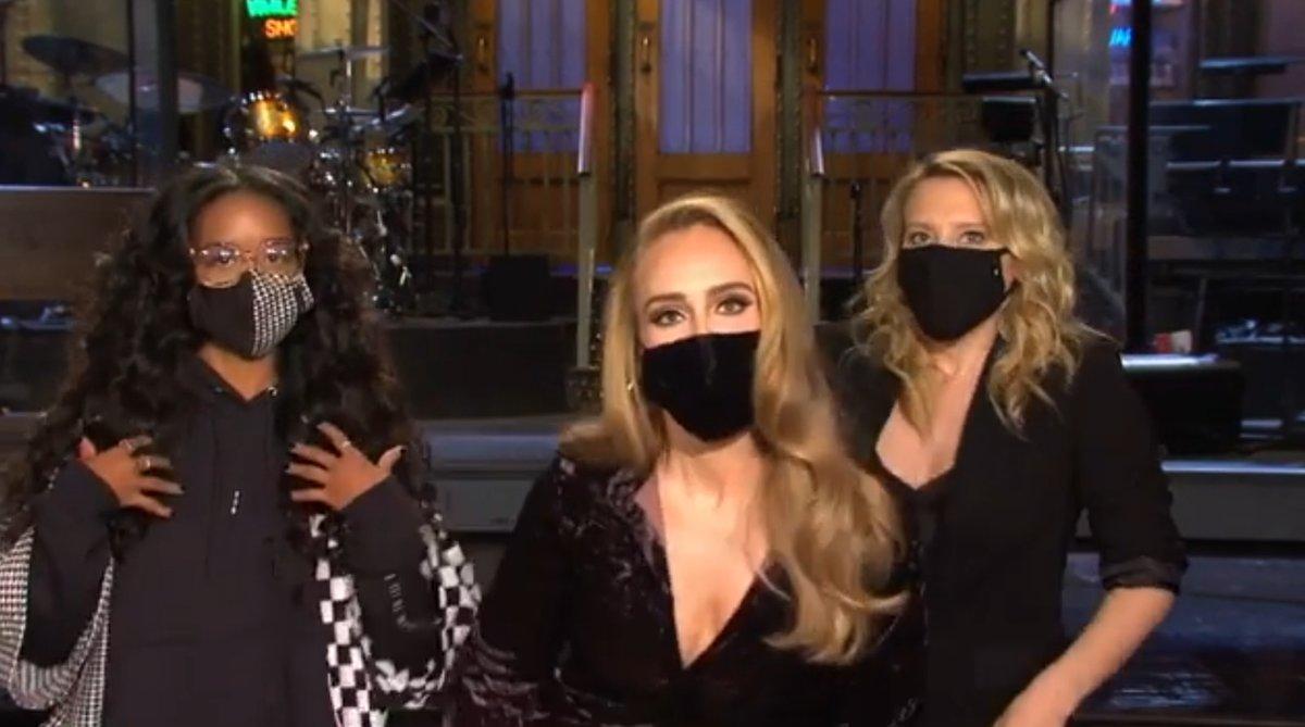 Adele v novém videu