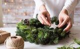 Pripravte sa na advent: vytvorte si originálne adventné vence