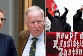 AfD v německých volbách oslabila. Mohou za to i šílenci v jejich řadách