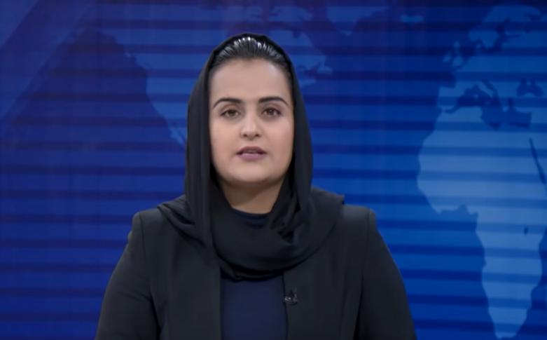 Afghánská moderátorka Behešta Arghandová utekla ze země poté, co udělala rozhovor s mluvčím Tálibánu