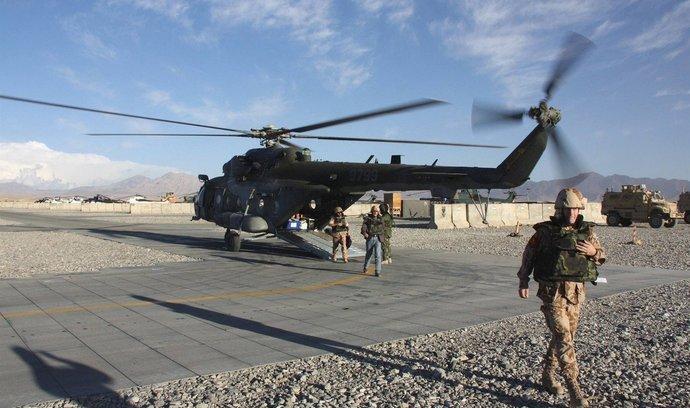 Za zabití koaličních vojáků mělo Rusko platit podle amerických zpravodajců Tálibánu.