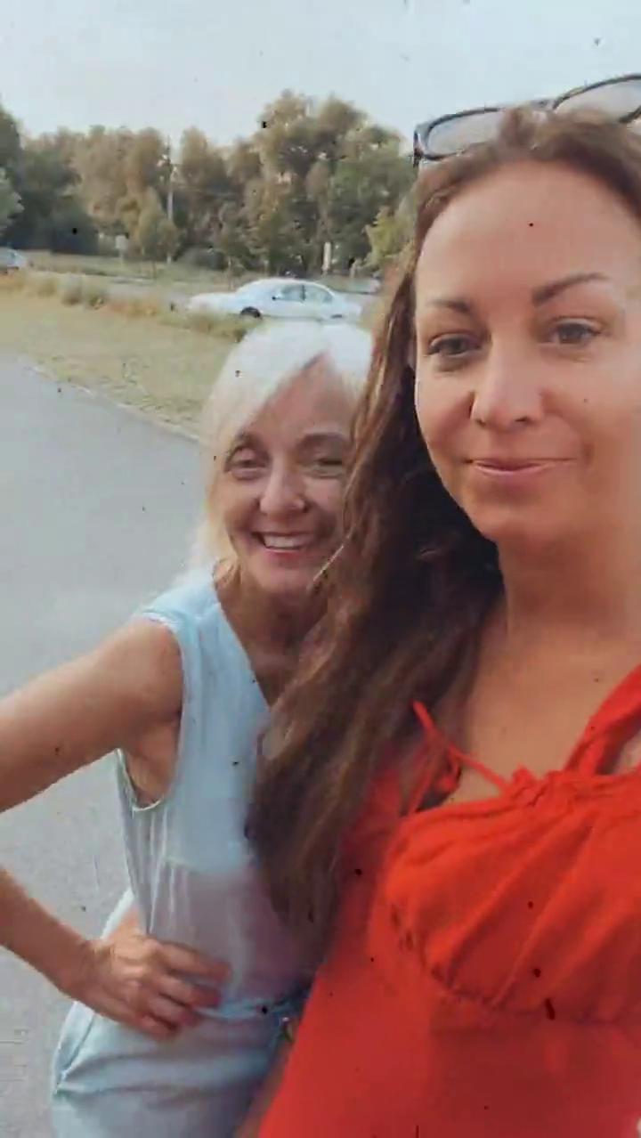 Agáta Hanychová vyrazila se svými dvěma dětmi a maminkou na dovolenou obytňákem