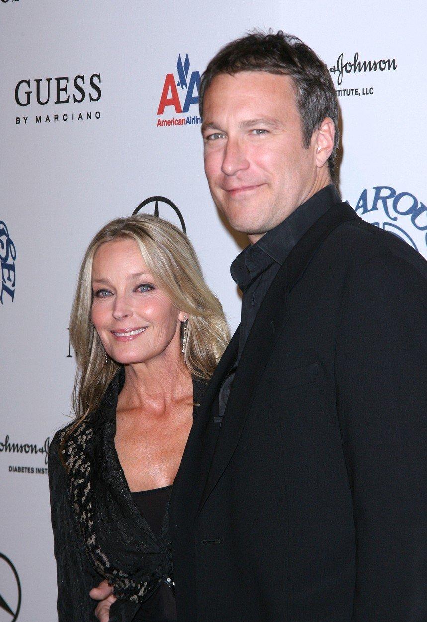 John Corbett  s manželkou Bo Derek