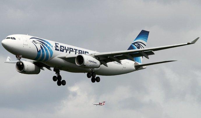 Airbus A330 aerolinek Egypt Air