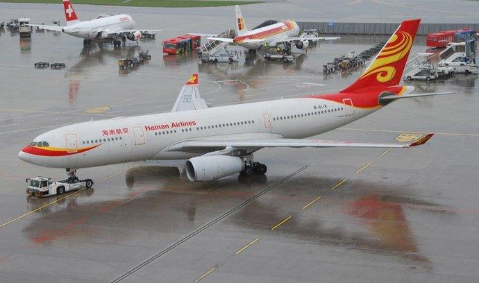 Airbus A330 společnosti Hainan Airlines