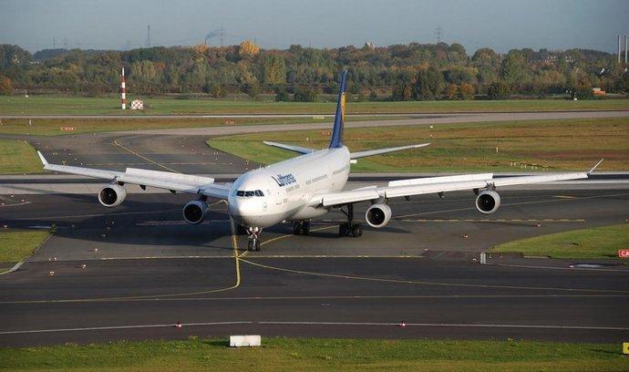 Airbus A340 aerolinek Lufthansa