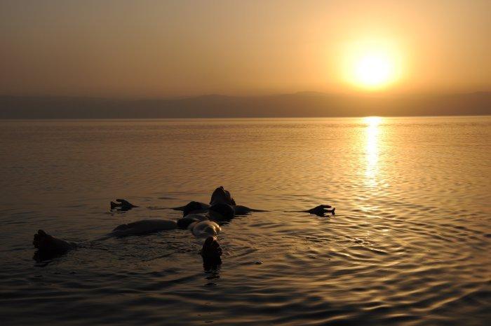 2. místo: Mrtvé moře
