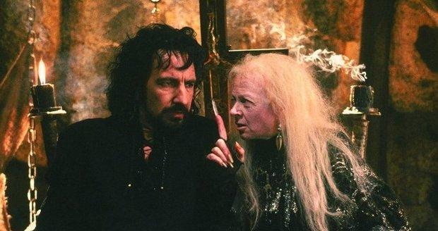 Alan Rickman ve filmu Robin Hood: Král zbojníků