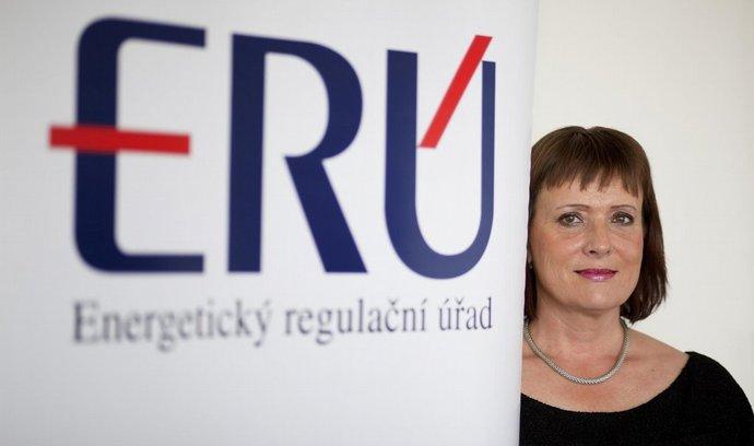 Alena Vitásková, ERÚ