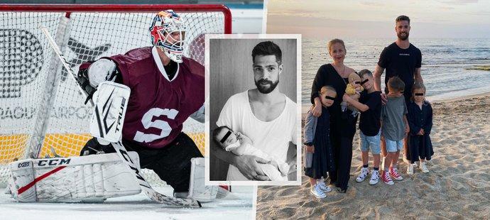Syn Alexandera Saláka se kvůli vrozené vadě nemůže věnovat kontaktním sportům.