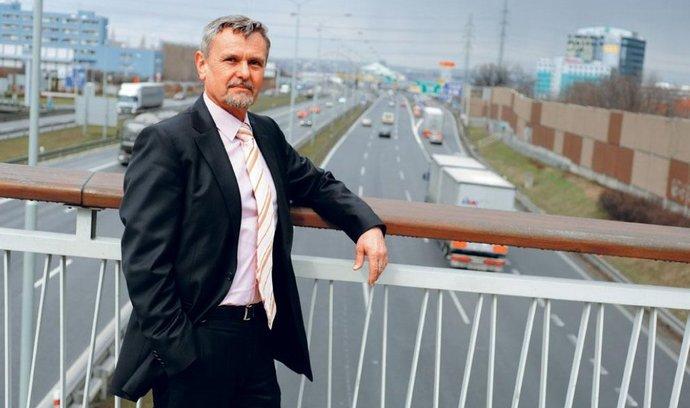 Alfred Brunclík, Ředitelství silnic a dálnic