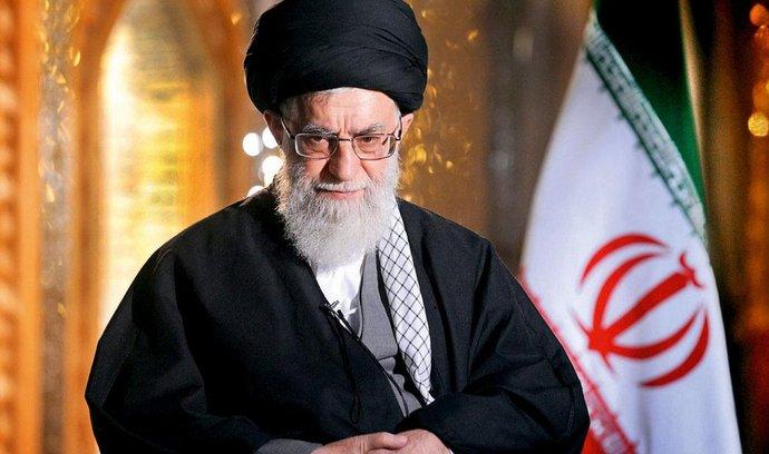 Alí Chameneí, Írán