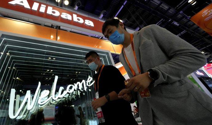Alibaba a další technologičtí hráči čelí v Číně sílící regulaci