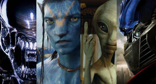 Průvodce mimozemskými rasami: Kdo je kdo?
