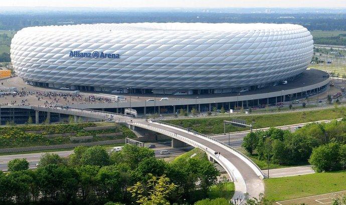 Allianz Arena v Mnichově