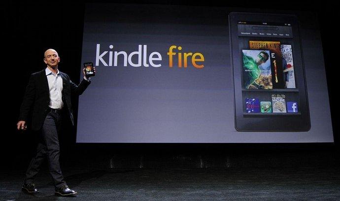 Amazon, Kindle Fire