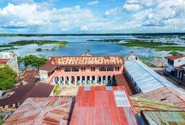 Nejkrásnější místa Amazonie