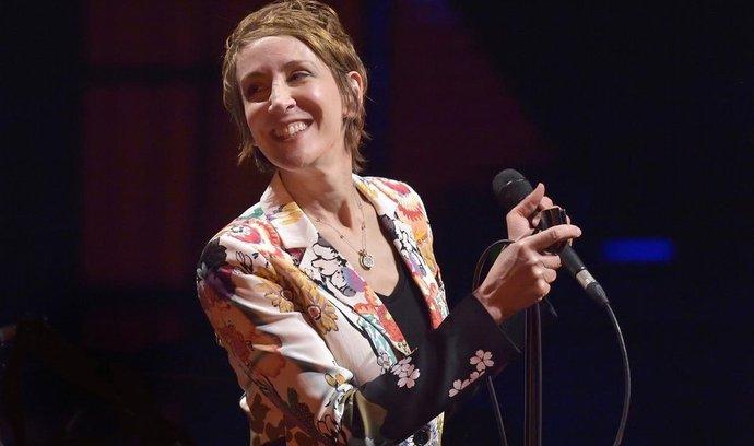 Americká jazzová zpěvačka Stacey Kentová
