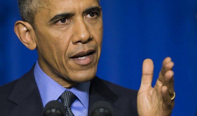 Americká prezident Barack Obama