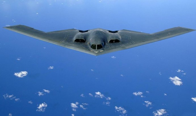 Americký bombardér B-2