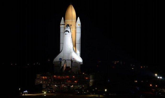 Americký raketoplán Atlantis se připravuje na vůbec poslední let těchto strojů do vesmíru.
